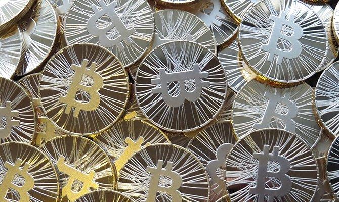 Bitcoins en formato físico
