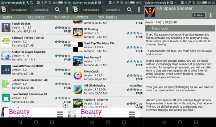 Blackmart Market Alternativo Android
