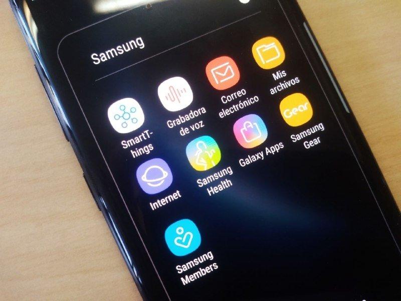 Bloatware de Samsung