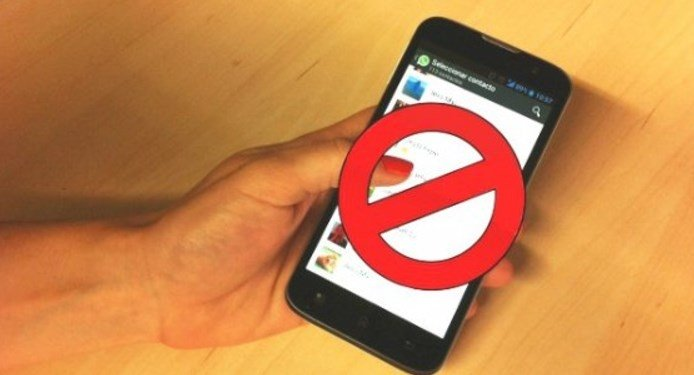 Bloquea WhatsApp si pierdes el móvil