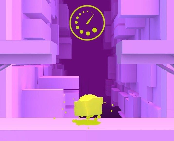 Bonus de tiempo del juego Jelly Jump