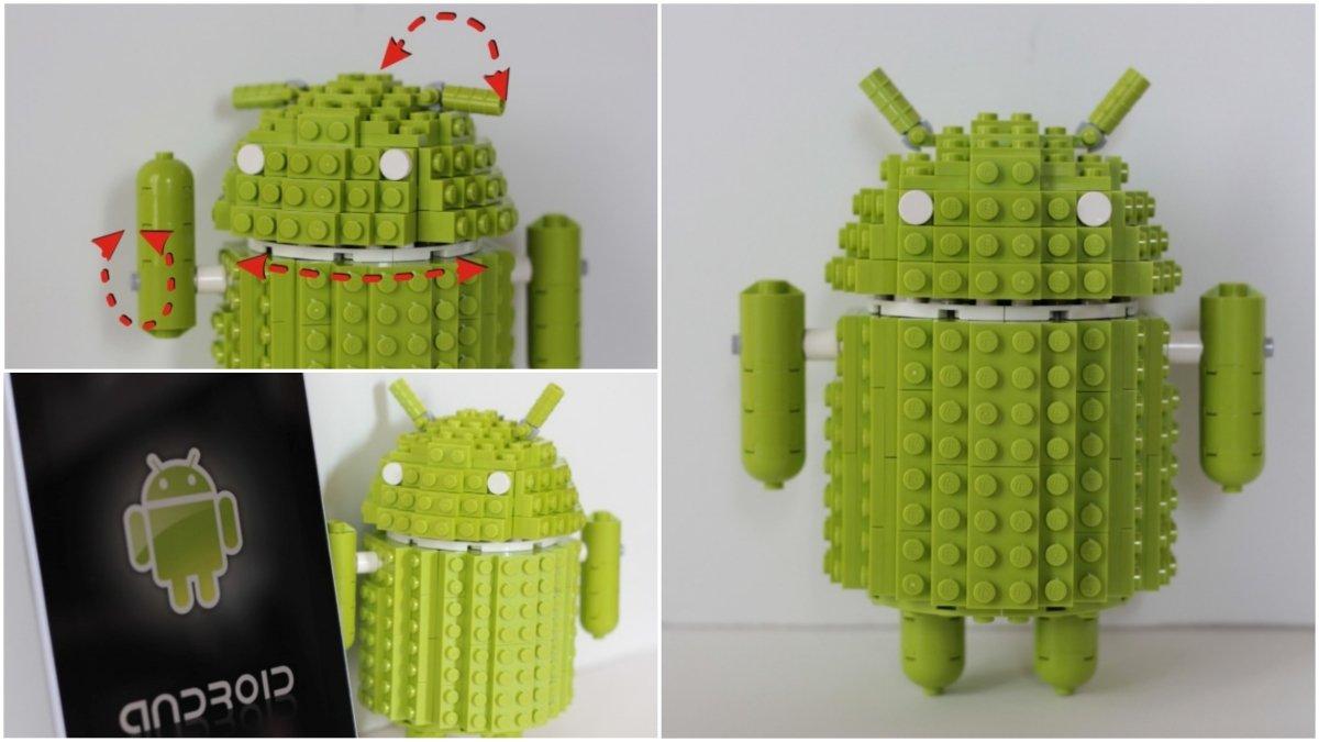 Bugdroid LEGO