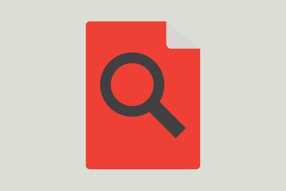 Cómo buscar palabras en varios documentos PDF a la vez