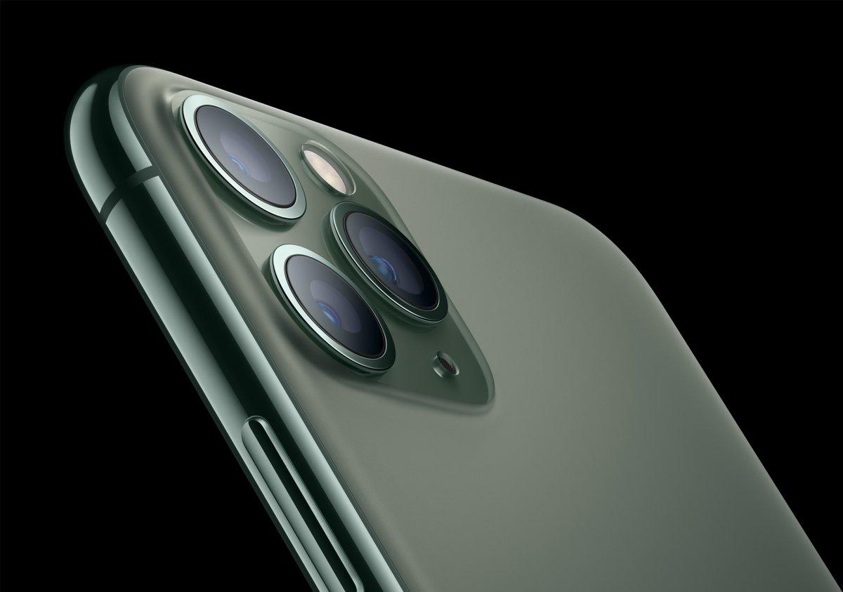 Cámaras del iPhone 11 Pro Max