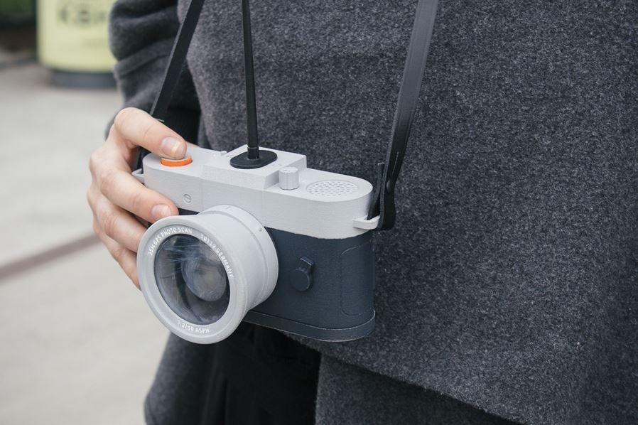 Camera Restricta, y vivan las fotos originales