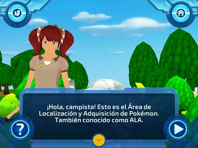 Campamento Pokémon ya disponible para dispositivos iOS - imagen 3