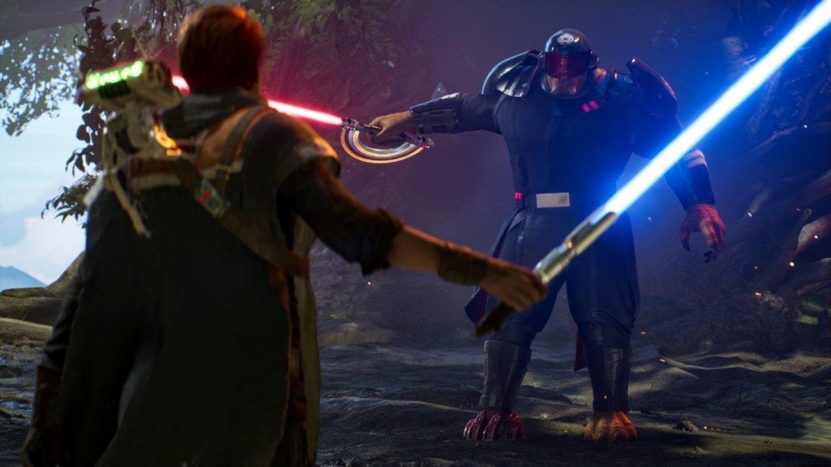 Captura del último Star Wars