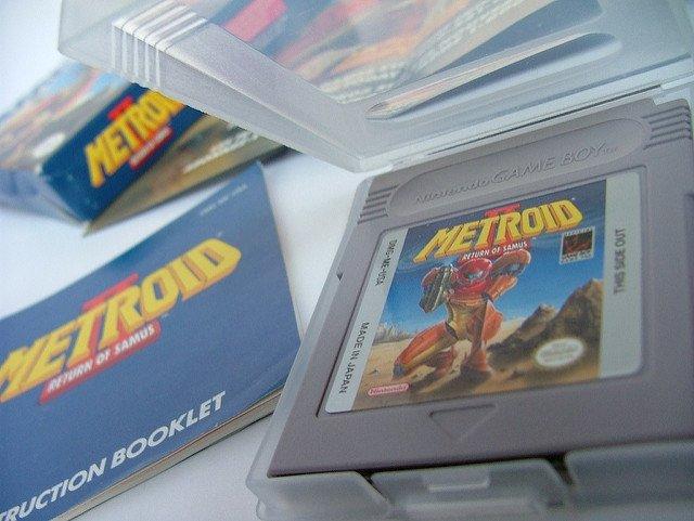 Cartucho de Game Boy