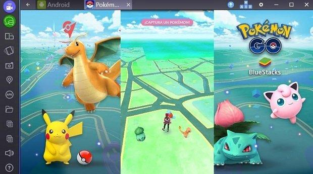 Caza Pokémons sin salir de casa