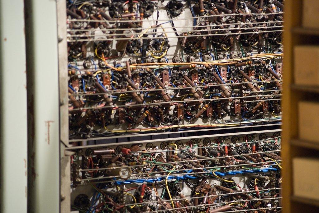 Circuitería de CSIRAC