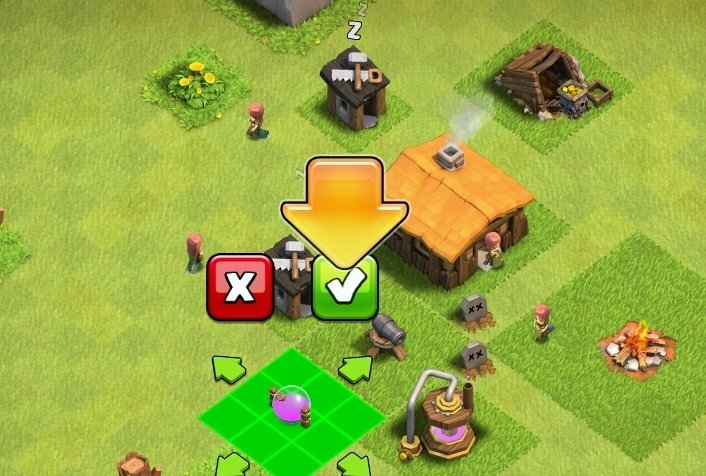 Clash of Clans: asentamientos defendidos