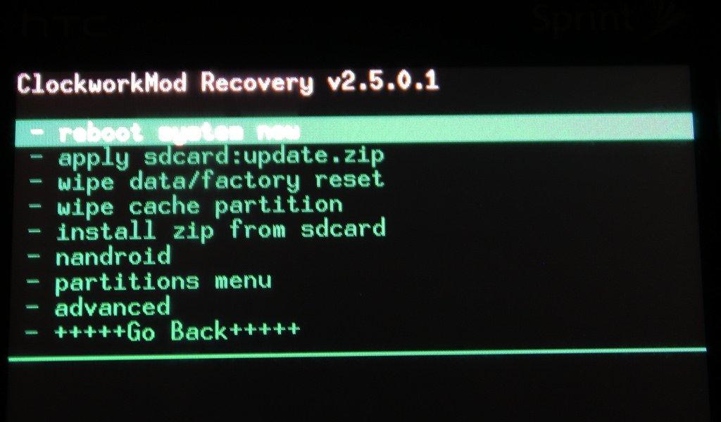 ClockWorkMod, uno de los recoveries personalizados más populares