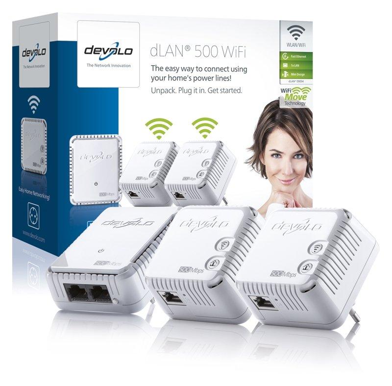 Cobertura WiFi casa 4