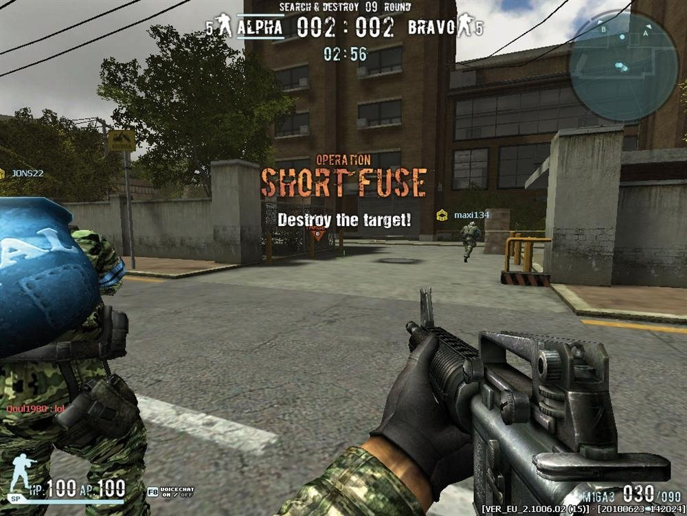Combat Arms