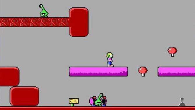 Commander Keen recogió las innovaciones de Romero para Super Mario Bros. 3