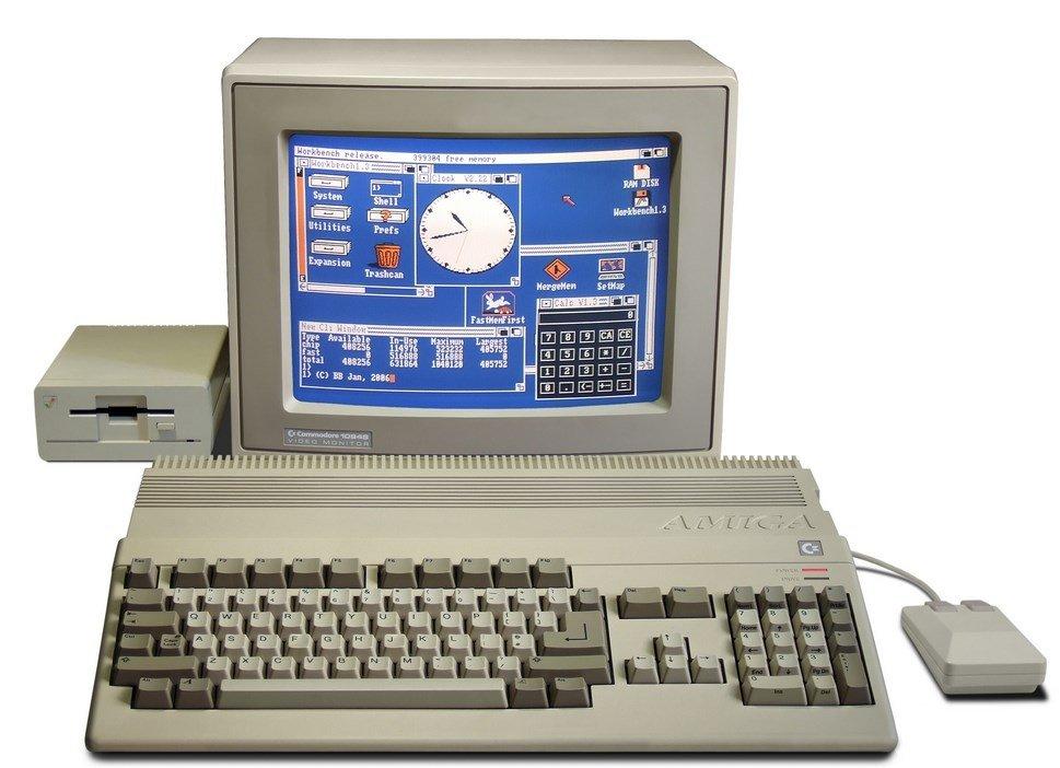 Commodore Amiga 500