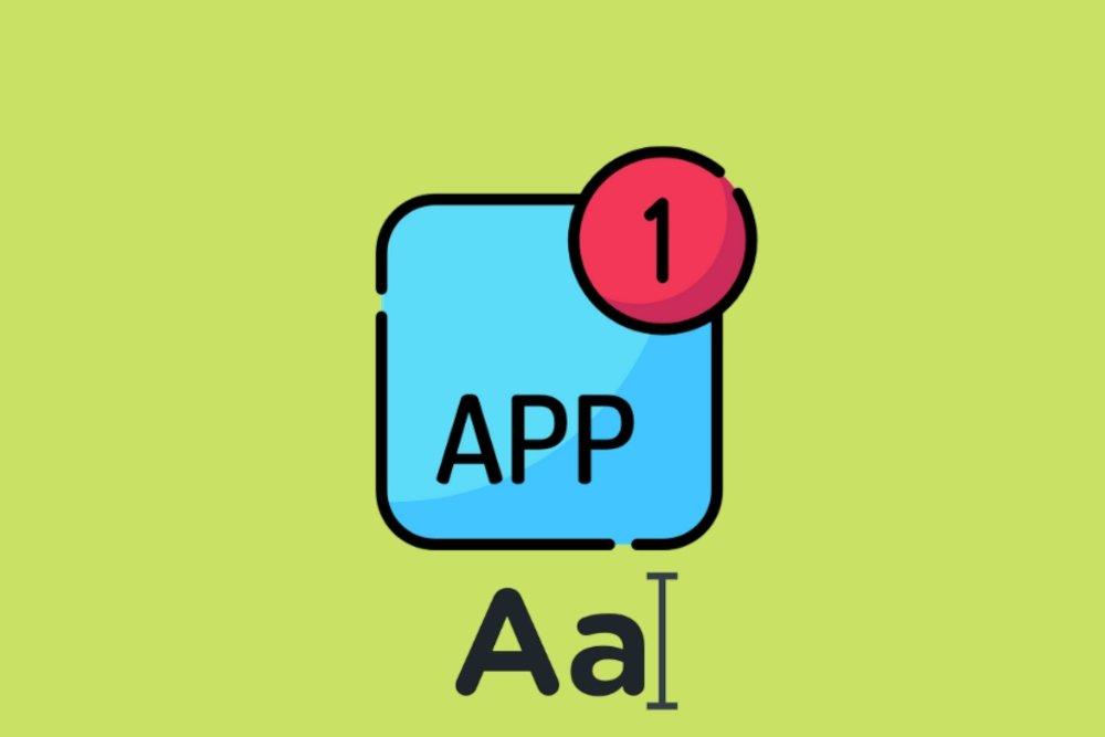 Cómo cambiar el nombre de las apps en Android