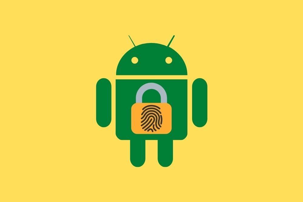 Cómo configurar el bloqueo con huella dactilar de un móvil Android