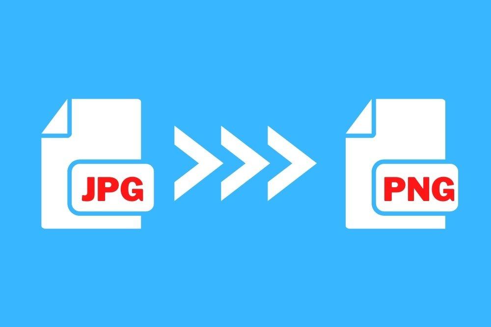 Cómo convertir imágenes JPG y PNG desde Android