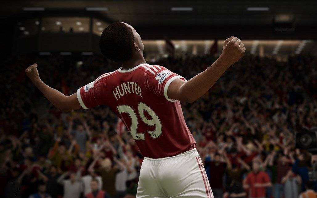 Como en el fútbol real en FIFA 17 el gol es la meta