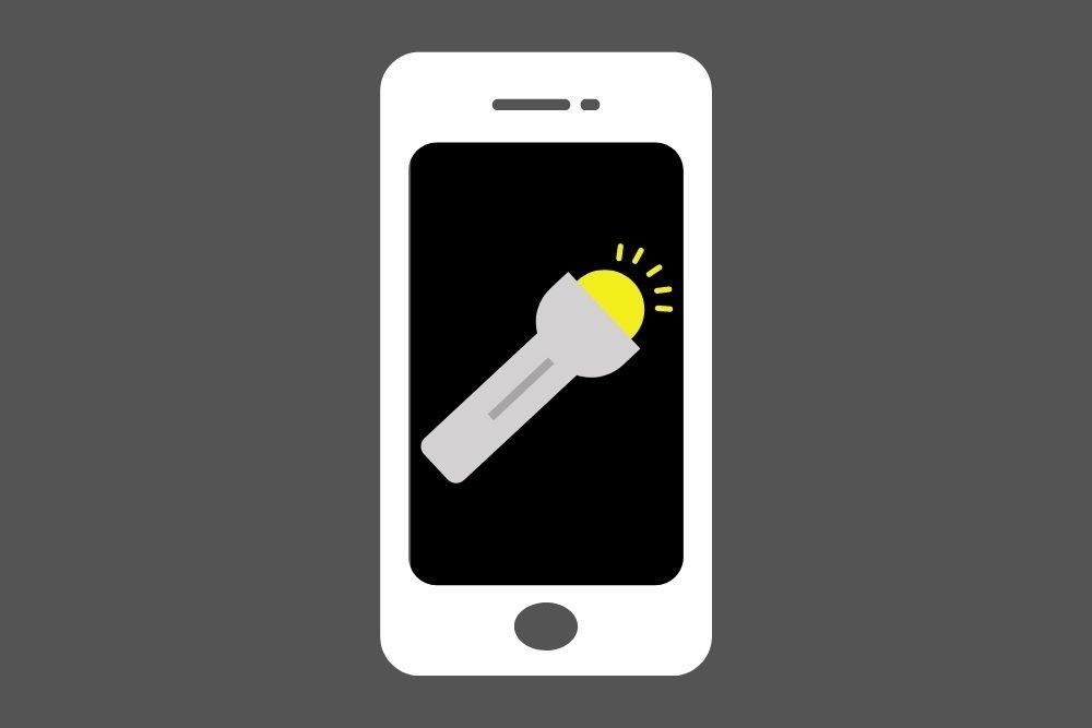 Cómo encender y apagar la linterna en Android de varias formas