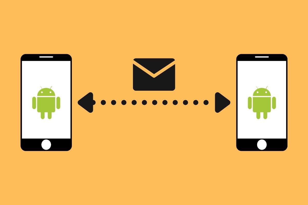 Cómo pasar SMS de un móvil a otro en Android