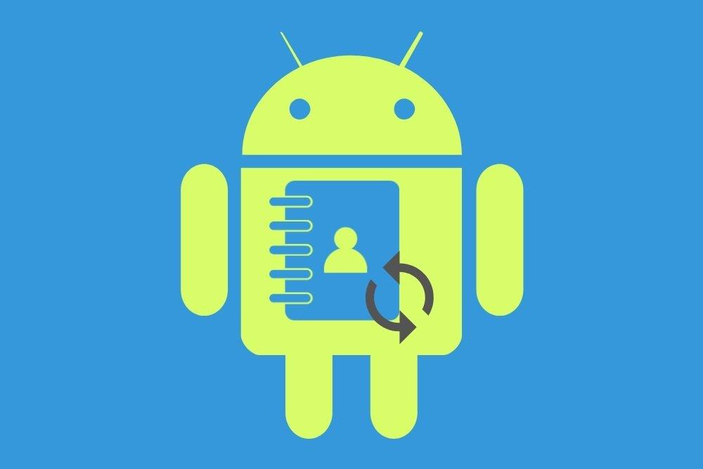 Cómo sincronizar los contactos a una cuenta Google en Android