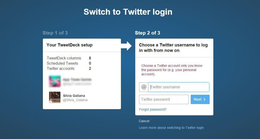 Cómo vincular la cuenta de TweetDeck con el perfil de Twitter - imagen 2