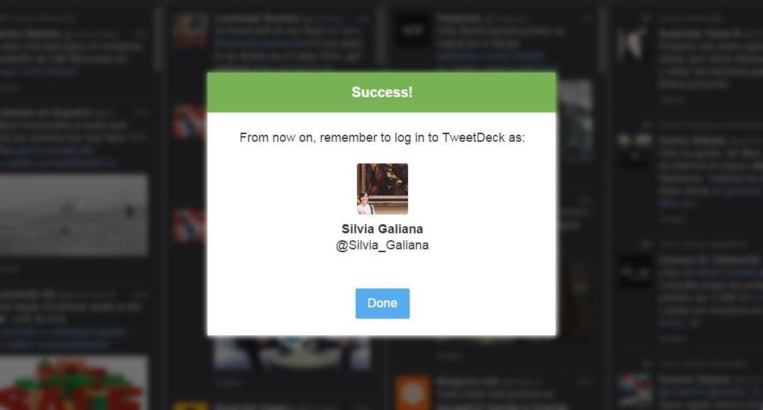 Cómo vincular la cuenta de TweetDeck con el perfil de Twitter - imagen 4