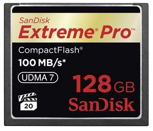 Compact Flash Extreme Pro SanDisk
