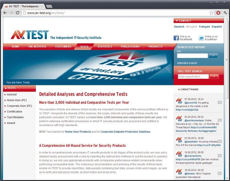 Comparativa antivirus 2013 pruebas 1
