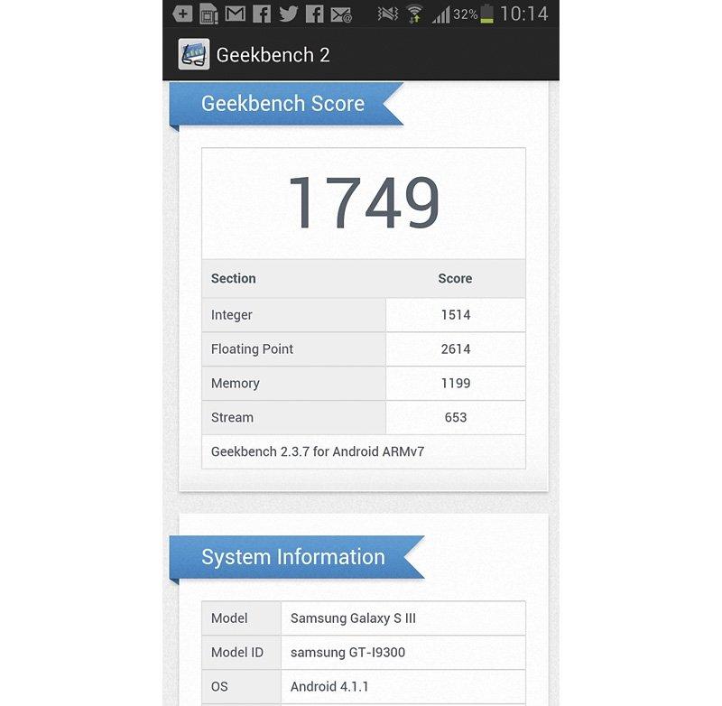 Comparativa Smartphone 7