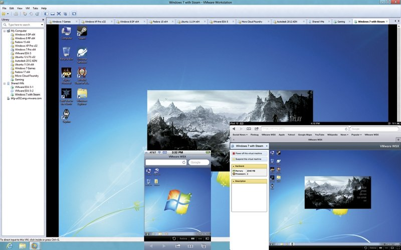 Comparativa Software de virtualización 7