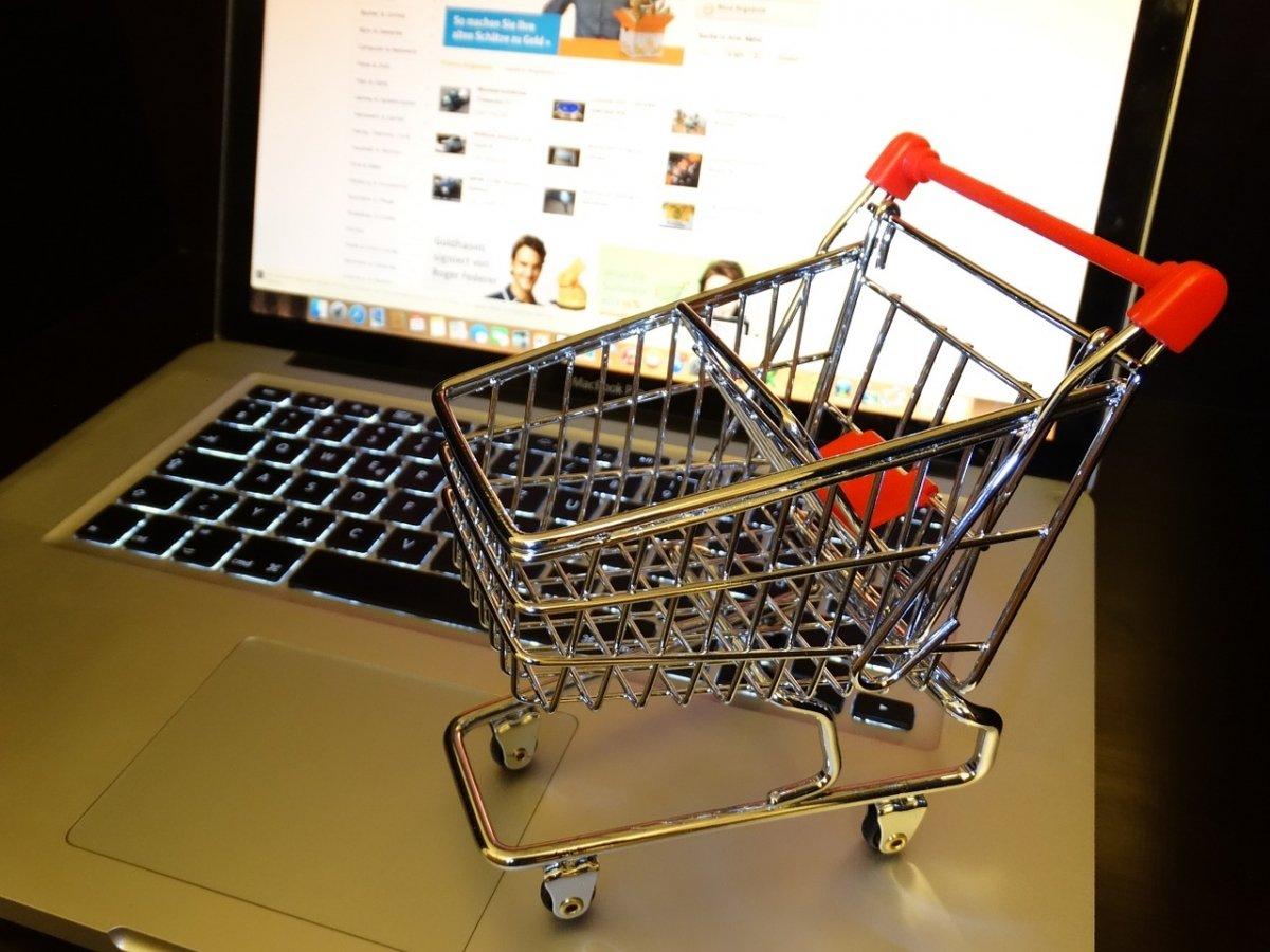 Comprar en Internet es algo cada vez más común