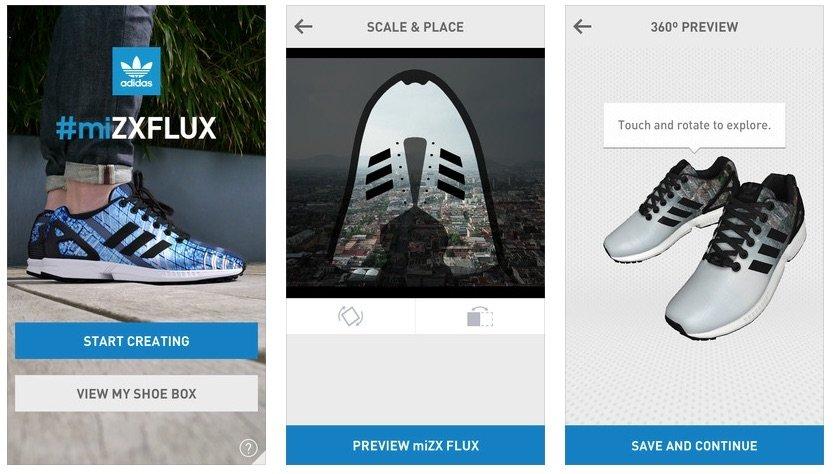 Con Adidas puedes imprimir tus fotos en sus zapasillas - imagen 2