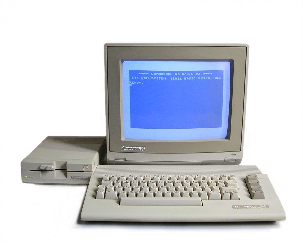 Con la llegada de ordenadores como el Commodore 64 a España llegaron más cosas