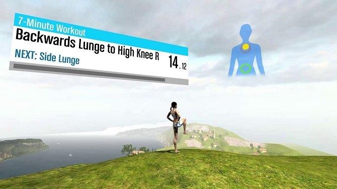 Con Runtastic en Oculus Rift será posible simular escenarios idílicos para el deporte
