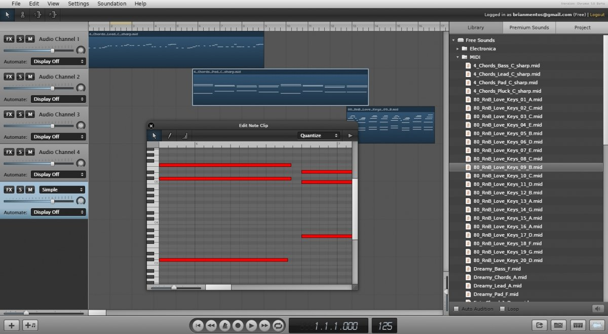 Con Soundation puedes iniciarte en la producción de música