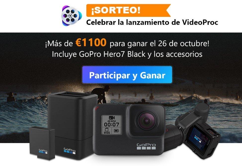 Concurso de VideoProc
