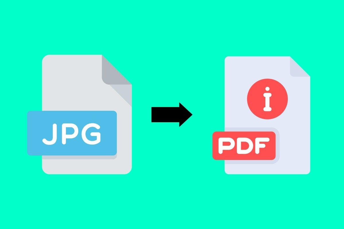 Cómo convertir fotos JPG a PDF desde Android