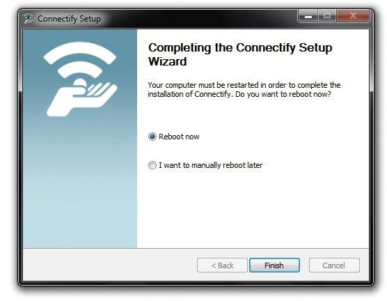 Convierte ordenador red WiFi 2
