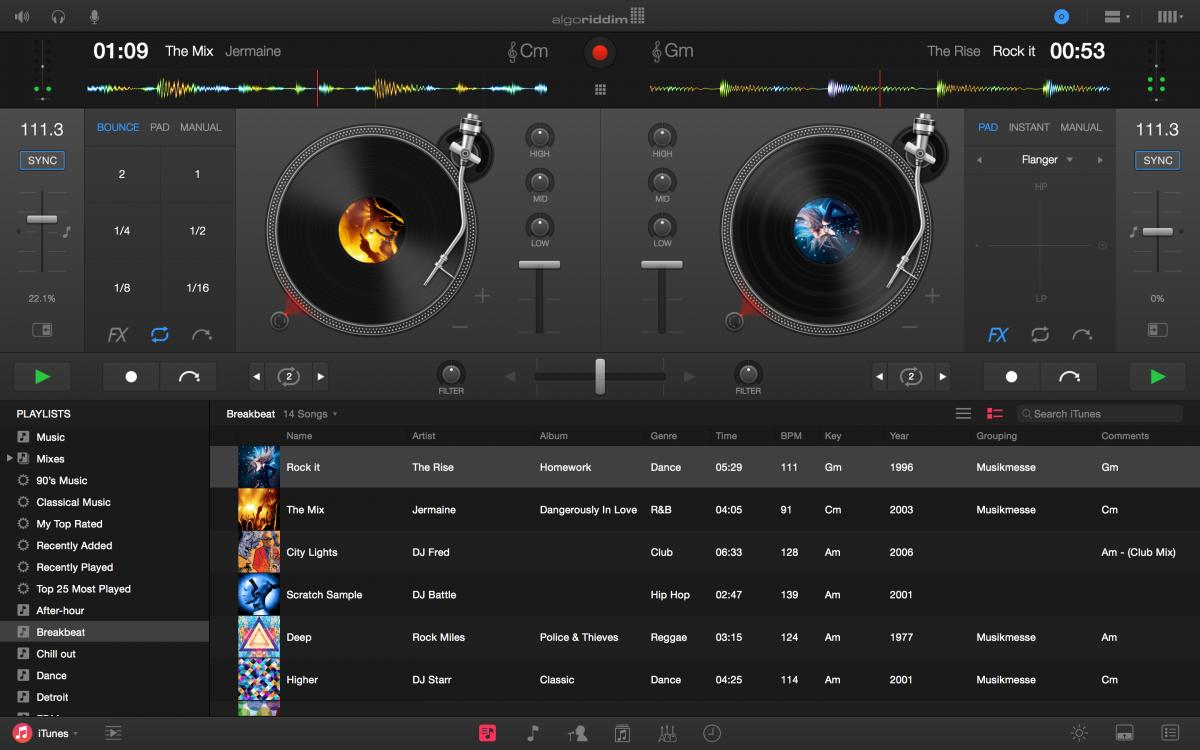 Conviértete en un DJ profesional con esta nueva App de Mac - imagen 2