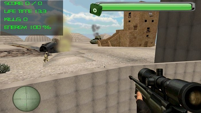 Counter Desert Strike, haciendo polvo mi adolescencia