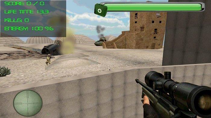 Counter Desert Strike, haciendo polvo mi adolescencia