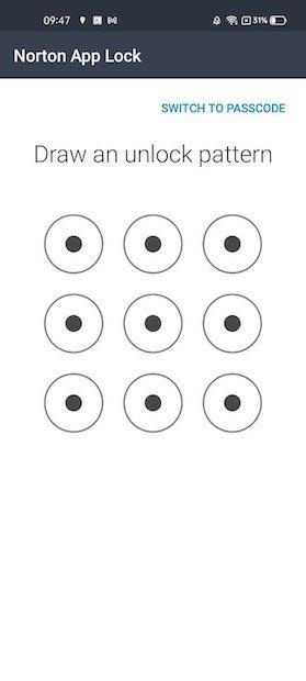 Creación de un patrón