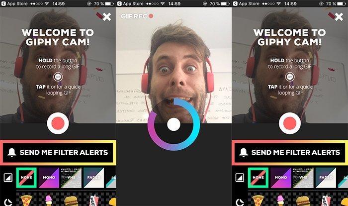 Crear GIFs con GIPHY en iOS