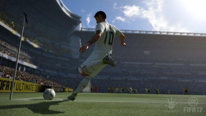 Cristiano Ronaldo en FIFA 17