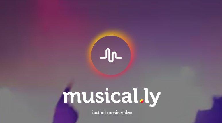 Cualquiera puede convertirse en una estrella de la música con musical.ly
