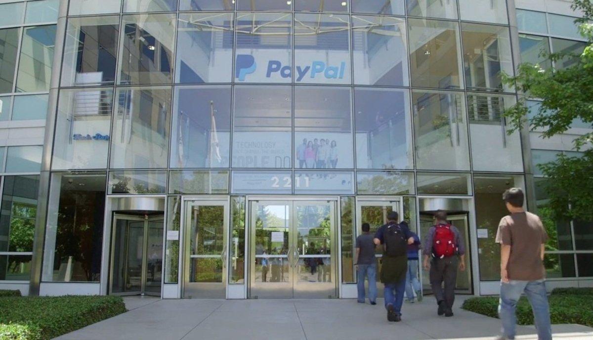 Cuartel general de PayPal