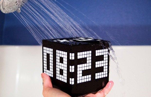 Cuberox es totalmente resistente al agua